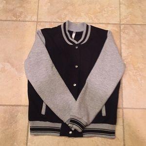 Fabletics Varsity Jacket size XL